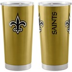 Boelter Brands New Orleans Saints 20 oz Ultra Stainless Steel Tumbler - view number 1