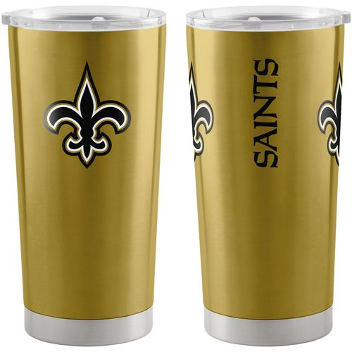 Boelter Brands New Orleans Saints 20 oz Ultra Stainless Steel Tumbler