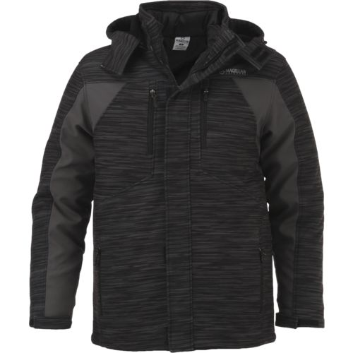 Magellan Outdoors Men's Systems Softshell Jacket