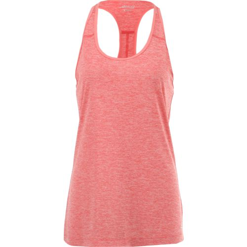 BCG Women's Heathered Racerback Tech Tank Top