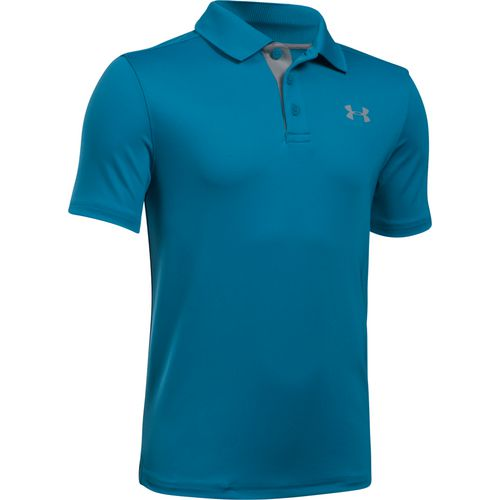 Under Armour Boys' Match Play Golf Polo Shirt