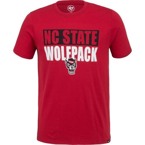 '47 North Carolina State University Stacked Splitter T-shirt - view number 1