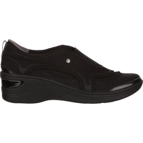 Bzees Women's Derive Sport Casual Center-Zip Shoes