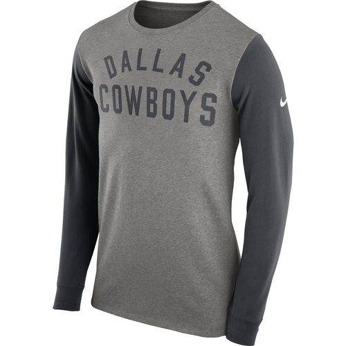 Nike Men's Dallas Cowboys Long Sleeve Arch T-shirt