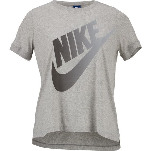 nike women's logo futura ext plus size short sleeve top | academy
