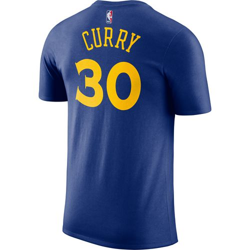 Nike Men's Golden State Warriors Stephen Curry 30 Dry T-shirt