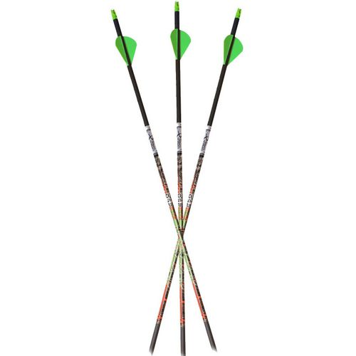 Carbon Express Adrenaline XSD 350 Carbon Arrows 6-Pack