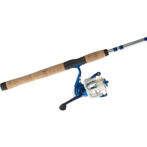 Shakespeare Catch More Fish Inshore 7 ft M Spinning Rod and Reel Combo