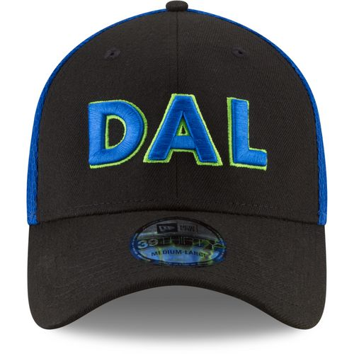 New Era Men's Dallas Mavericks 39THIRTY City Series Cap