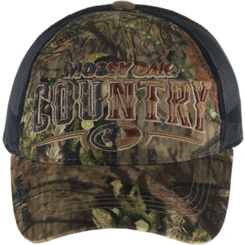 Outdoor Cap Men's Mossy Oak Break-Up COUNTRY Camo Cap