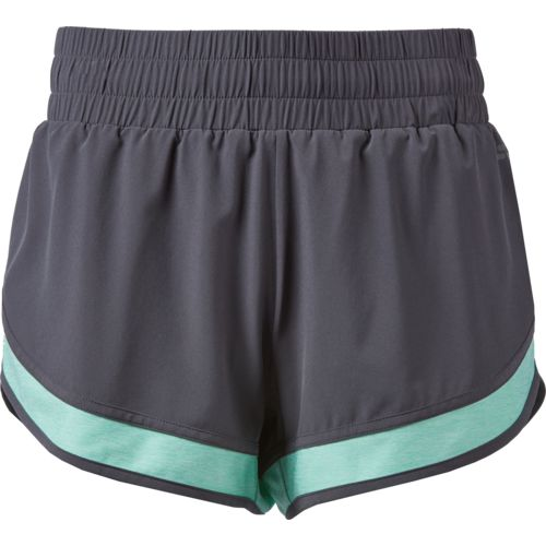 Display product reviews for BCG Women's Outdoor Knit Woven Running Shorts