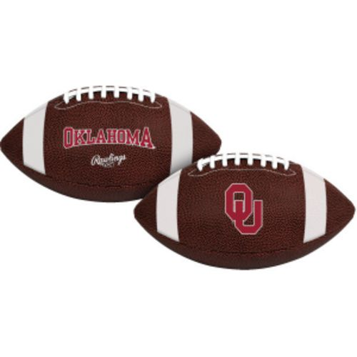 Rawlings University of Oklahoma Air It Out Youth Football