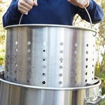 Breauxs 80 qt Stainless-Steel Pot - view number 5