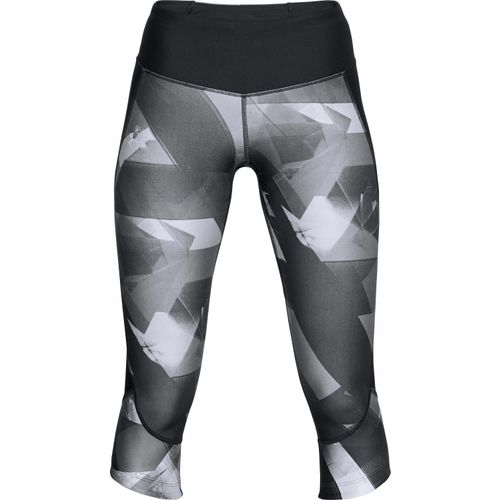 Under Armour Women's Fly Fast Printed Capri Pants
