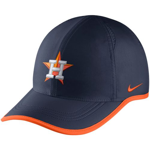 Nike Men's Houston Astros Aerobill Featherlight Cap