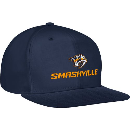 Discount adidas Men's Nashville Predators Structured Snapback Cap free shipping