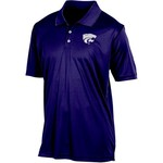 Champion Men's Kansas State University Playclock Polo - view number 2