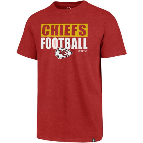 '47 Kansas City Chiefs Blockout Club T-shirt