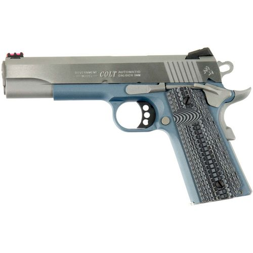 Colt Series 70 Competition 9mm Semiautomatic Pistol - view number 1