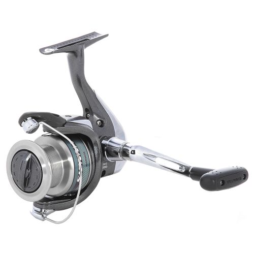 Shimano sienna sn2500 front drag spinning reel convertible for Academy fishing reels