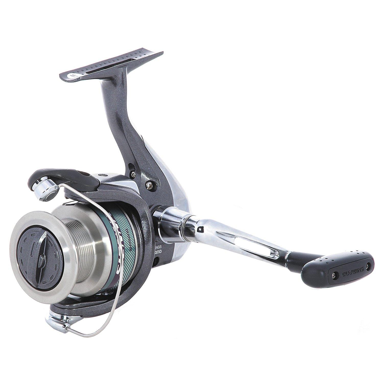 Shimano Sienna SN2500 Front Drag Spinning Reel Convertible