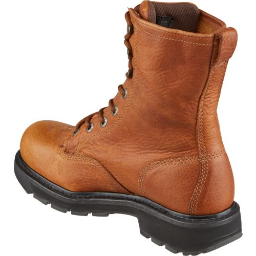 Wolverine Men's Steel-Toe 8 in Kiltie Lacer Boots - view number 3