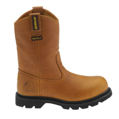 Image for Cat Footwear Men's McAllen Steel-Toe Work Boots from Academy