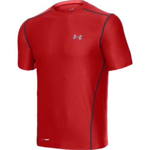 Under Armour® Men's HeatGear® Crew Shirt