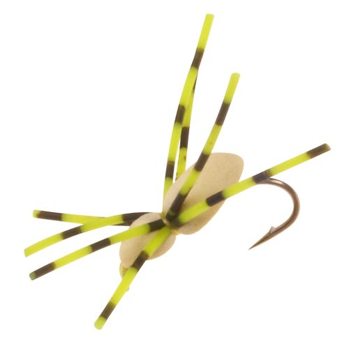 Superfly Foam Spider 1/2 in Dry Fly