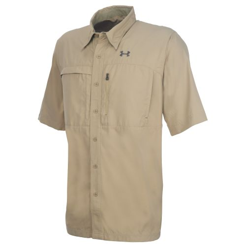 Academy under armour men 39 s flats guide ii button down for Under armor fishing shirt
