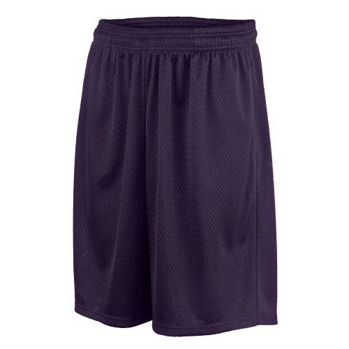 BCG Men's Porthole Mesh Athletic Short