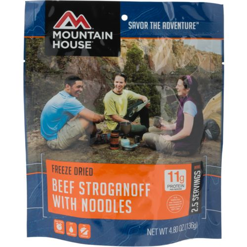 Mountain House® Beef Stroganoff with Noodles