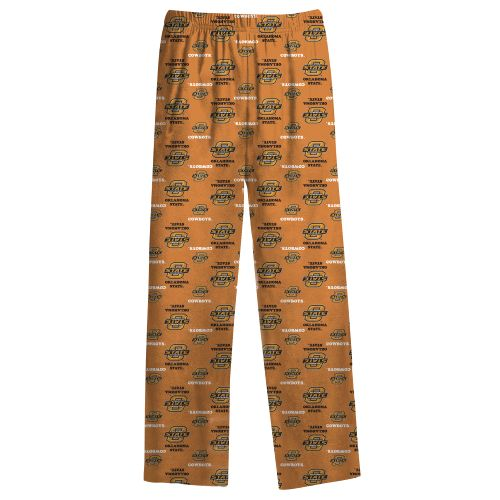 Genuine Stuff Boys' Oklahoma State University Jam Pant