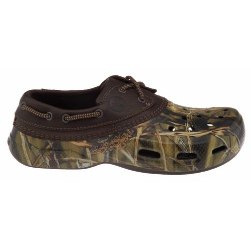 Crocs™ Men's Islander Sport Realtree Camo Clogs