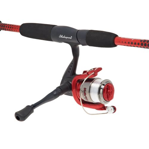 Shakespeare® Navigator 6' M Freshwater Spinning Rod and Reel Combo - view number 5