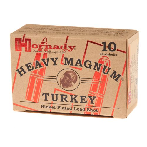 Hornady Heavy Magnum Turkey 12 Gauge Shotshells