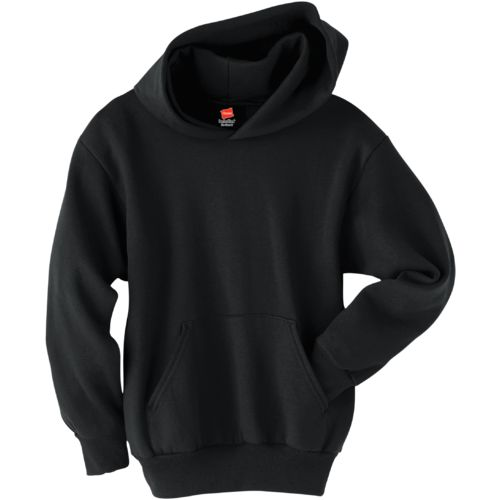 Image for Hanes Kids' Cottonrich Fleece Pullover Hoodie from Academy
