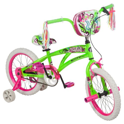 "Ozone 500® Girls' Tahiti 16"" 1-Speed Bike"