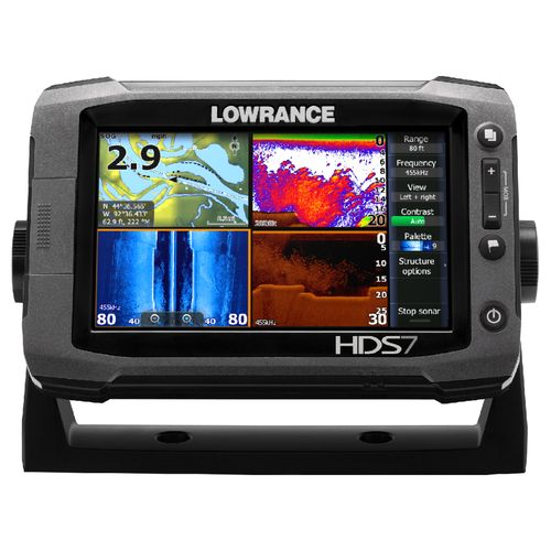 Lowrance Gen2 HDS-7 Touch Screen Depth Finder