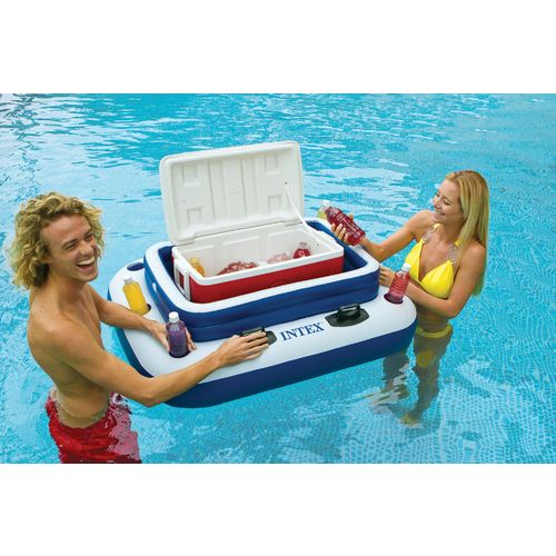 INTEX Mega Wetset Chill II Floating Cooler - view number 3
