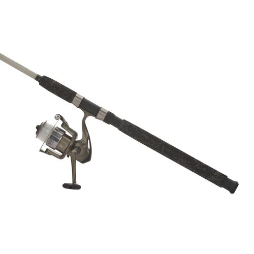 River monsters 7 39 mh spinning rod and reel spinning rod for Academy fishing poles