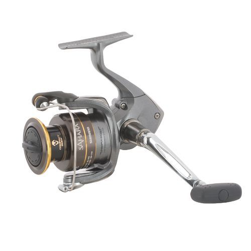 Image for Shimano Sahara 3000-FE Spinning Reel Convertible from Academy