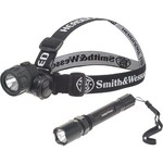 Smith & Wesson LED Flashlight and Headlamp Combo