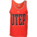 Under Armour® Men's University of Texas at El Paso Charged Cotton Tank Top