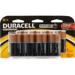 Duracell Coppertop D Batteries 8-Pack - view number 1