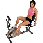Marcy ME-709 Recumbent Magnetic Bike