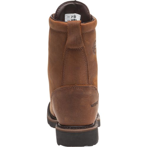 Justin Men's Wyoming Waterproof Work Boots - view number 6