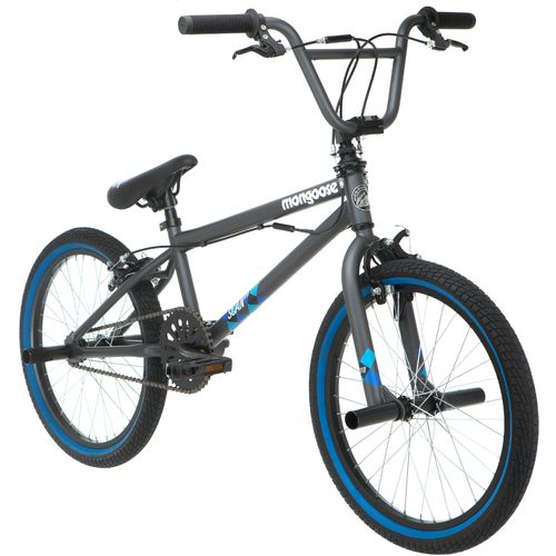 Mongoose  Boys  Scan R10 20  Bicycle