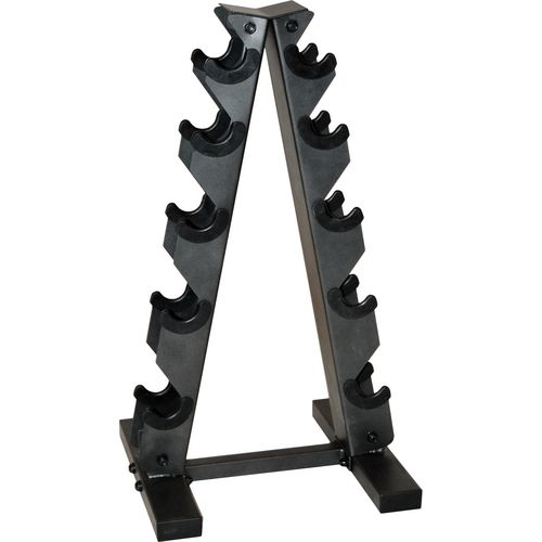 "Display product reviews for CAP Barbell ""A"" Frame Dumbbell Rack"