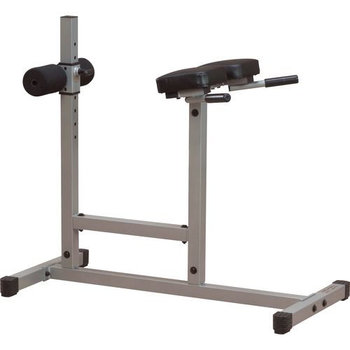 Body-Solid Powerline Roman Chair and Back Hyperextension